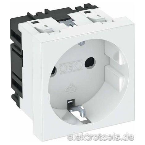 Busch-Jaeger Schuko//USB-Prise de courant studioweiß 20 EUCBUSB 84