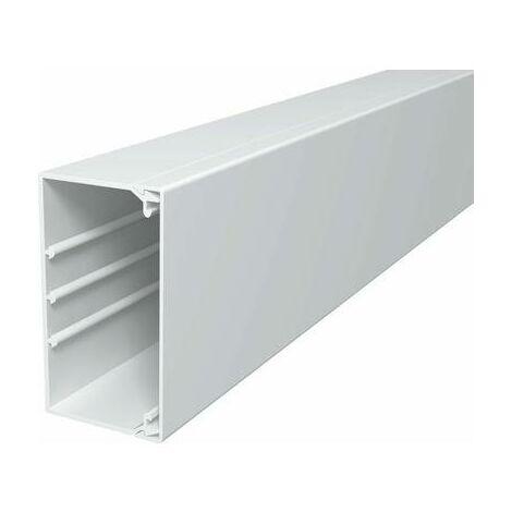 """main image of """"OBO Bettermann 6191215 Goulotte de câble (L x l x H) 2000 x 110 x 60 mm 1 pc(s) blanc pur"""""""