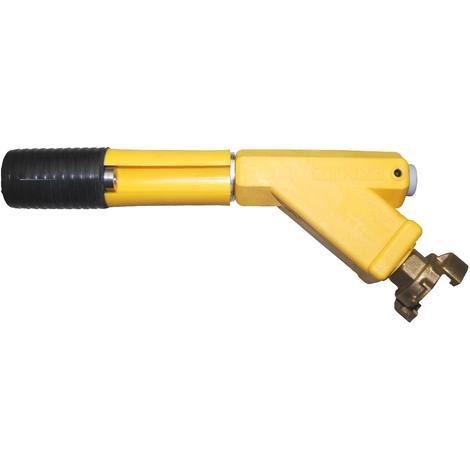 Obturateur guide fil 96x100 mm passage lateral