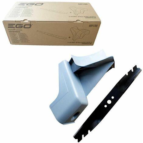 Obturateur latéral mulching tondeuse Ego Power+ LM1701 poussée ou tractée ABP1700