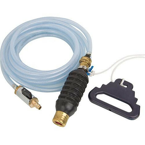 Obturateur NW 100-150 mm avec tuyau de 5 m