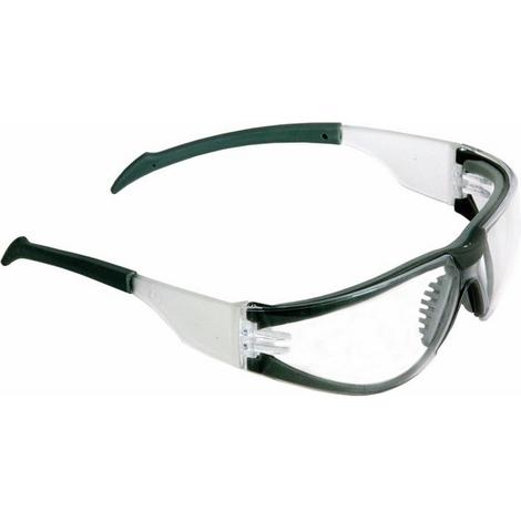 57155e155a Occhiali Protettivi di Protezione con Stanghette Avvolgenti Lenti  Trasparenti Maurer Plus