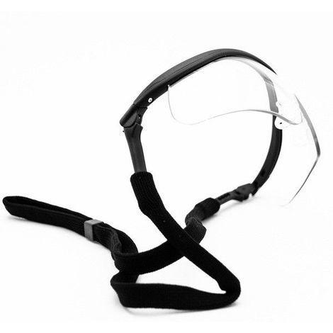 fe11136d20 Occhiali Protettivi Stanghette regolabili Maurer lente trasparente testate