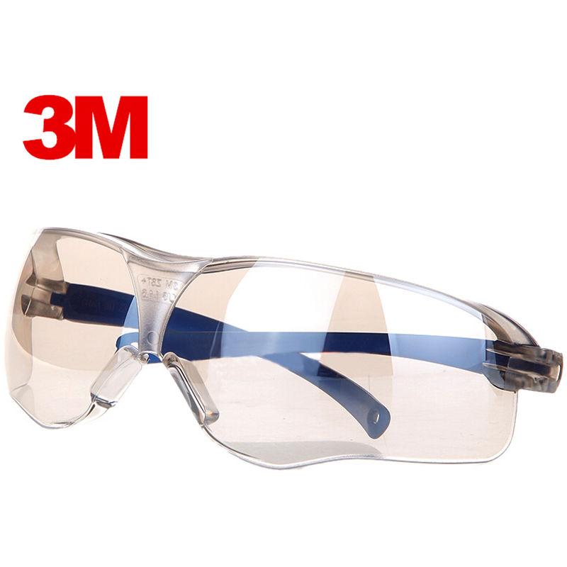 Occhiale Da Protezione Blu Antipolvere Antigraffio Sicurezza Lavoro Uvex