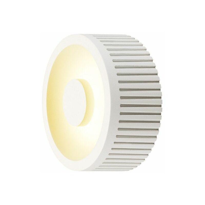 SLV OCCULDAS 13 Wand- und Deckenleuchte, LED, 3000K, indirekt, weiß, 15W'-'008382