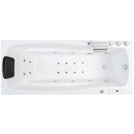 Ocean 170 links Premium Whirlpool (L/B/H) 170/70/57,5 cm