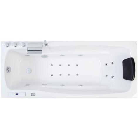 Ocean 170 Premium Bañera hidromasaje Set derecha con 18 jets