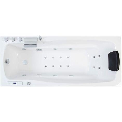 Ocean 170 rechts Premium Whirlpool (L/B/H) 170/70/57,5cm
