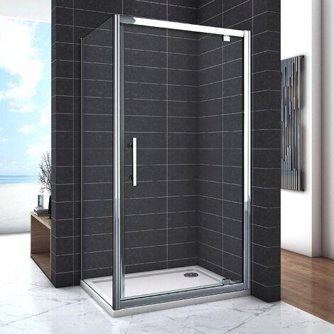 OCEAN Cabine de douche en 6mm verre securit modèle d'Ansas
