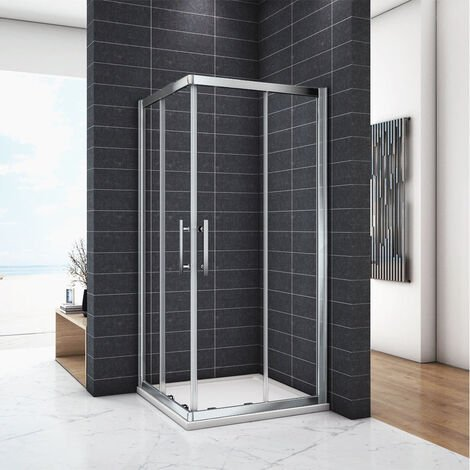 OCEAN Cabine de douche en 6mm verre securit modèle de Cilo