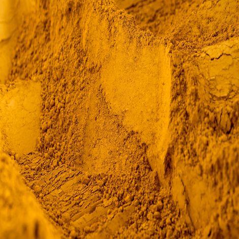 Ocre jaune: Pigment naturel