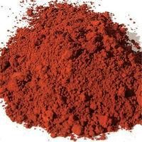 Ocre rouge de Puisaye pigment naturel
