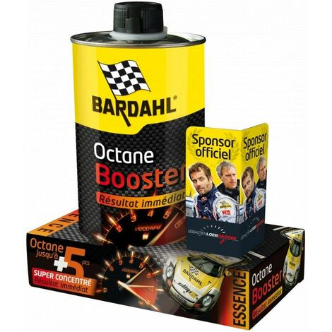 Octane booster BARDAHL 1L 49.9500