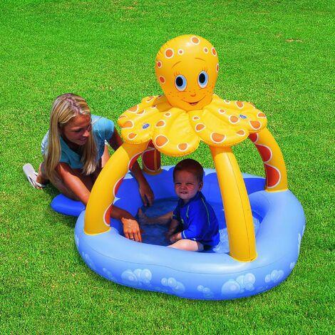 Octopus Planschbecken
