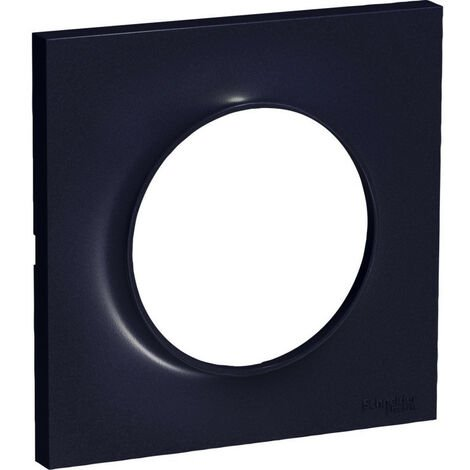 Odace Styl, plaque Anthracite 1 poste (S540702)