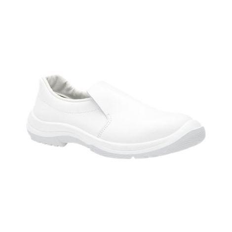 34b778c8b09982 Chaussure sécurité bas S2 SRC blanc odet P36 S.24 ODETS2-36