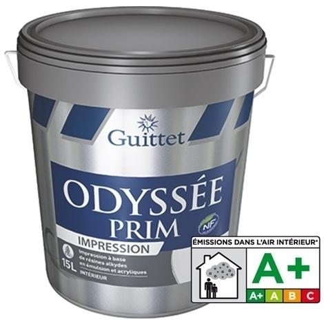 ODYSSEE PRIM - GUITTET - Impression maçonnerie - menuiserie