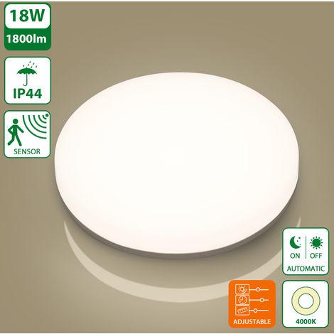 Reality Trio LED-Wandlampe RL128 EEK A 11W ohne Bewegungsmelder Außenleuchte