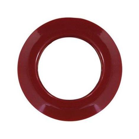 Oeillet clipsable ø 44 mm Coloris - Rouge