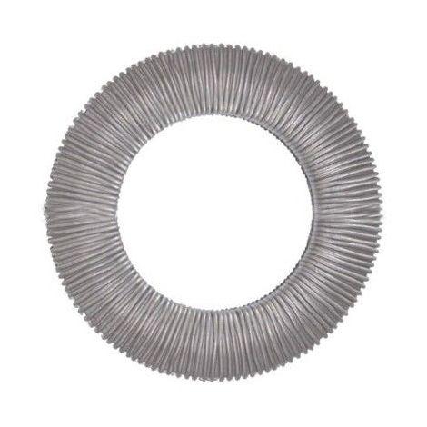 Oeillet clipsable ethnique Plastique ø 44 mm Coloris - Alu