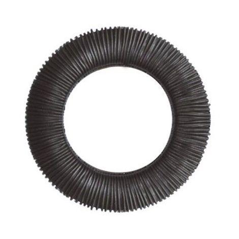 Oeillet clipsable ethnique Plastique ø 44 mm Coloris - Noir