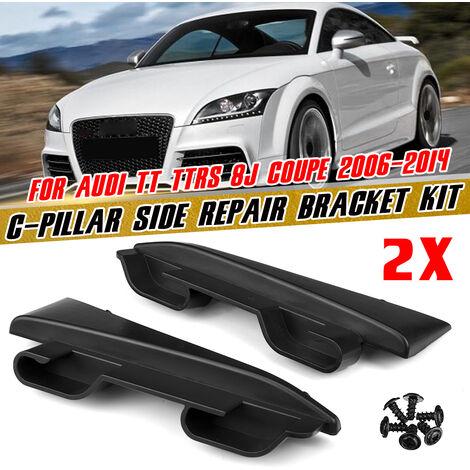 """main image of """"OEM 8J8898283 Auto voiture arrière étagère de colis couverture de bagages couverture de support latéral pour Audi TT TTRS 8J"""""""