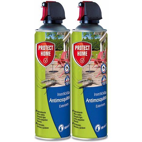 Oferta Insecticida contra mosquitos de uso en exteriores BAYER 1000 ml (2 x 500ml)