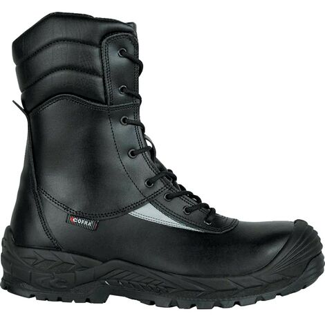 Off Shore S3 High Black Safety Boots