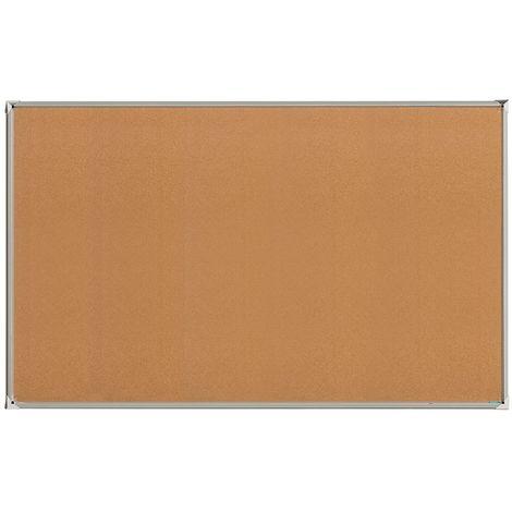 OFFICE AKKTIV Tableau premium - liège naturel - l x h 1800 x 1200 mm - Coloris du tableau: nature