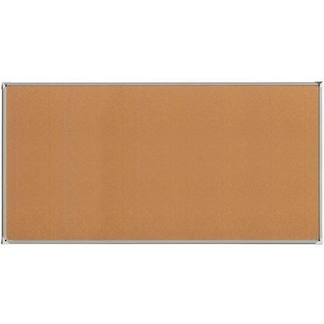OFFICE AKKTIV Tableau premium - liège naturel - l x h 2000 x 1000 mm - Coloris du tableau: nature