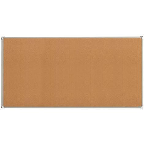 OFFICE AKKTIV Tableau premium - liège naturel - l x h 2400 x 1200 mm - Coloris du tableau: nature