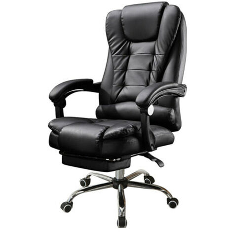 """main image of """"Office Chair Gaming Chair Racing Swivel Seat Black"""""""