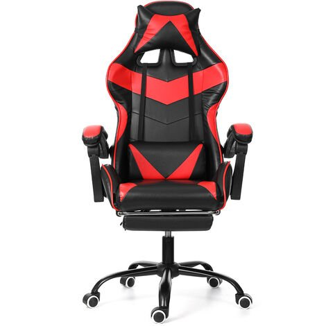 Office Chair Gaming Gaming Swivel Racing 150 °