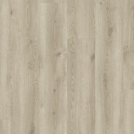 Offre Pro-Boite 5 lames PVC clipsables - 1,79 m² -iD Inspiration click 55 - CONTEMPORARY OAK-GREGE - TARKETT