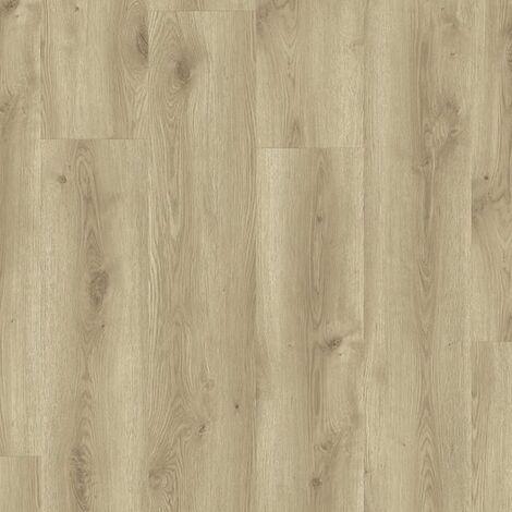 Offre Pro-Boite 5 lames PVC clipsables - 1,79 m² -iD Inspiration click 55 - CONTEMPORARY OAK-NATURAL - TARKETT