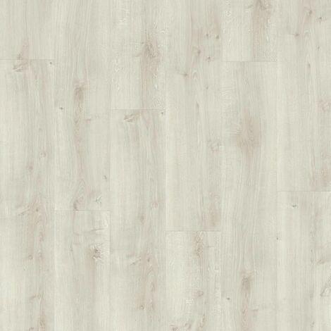 Offre Pro-Boite 7 lames PVC clipsables - 1,61 m² - iD Inspiration click 55 -RUSTIC OAK-LIGHT gris - TARKETT