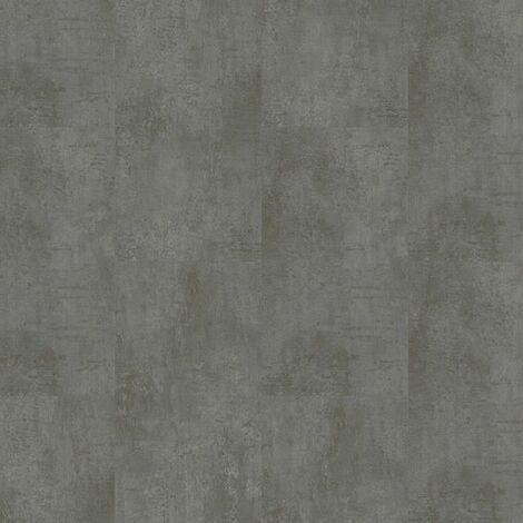 Offre Pro-Boite 9 dalles PVC clipsables - 1,75 m² - iD Inspiration click 55 -OXIDE-noir STEEL - TARKETT