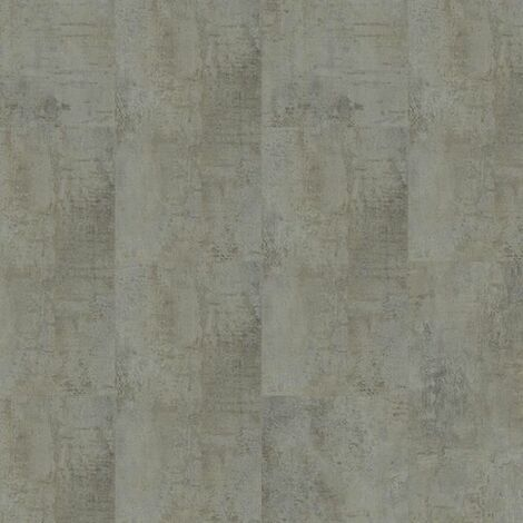 Offre Pro-Boite 9 dalles PVC clipsables - 1,75 m² - iD Inspiration click 55 -OXIDE-STEEL - TARKETT