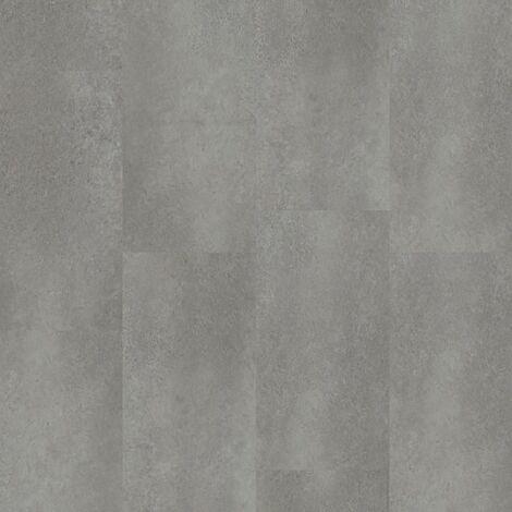 Offre Pro-Boites de 9 dalles PVC clipsables - 1,68m² - iD Essential Click-Stone-gris - TARKETT