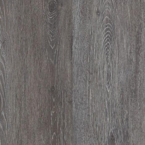 Offre Pro-Boites de 9 lames PVC clipsables - 2,01m² - iD Essential Click-Limewashed Oak-Brown - TARKETT