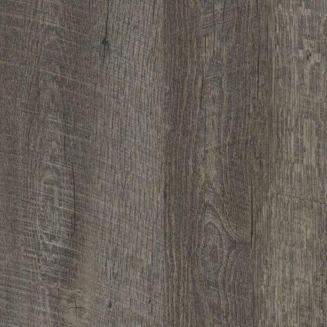 Offre Pro-Boites de 9 lames PVC clipsables - 2,01m² - iD Essential Click-Toasted Oak-Dark gris - TARKETT