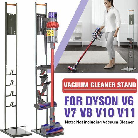 (Ohne Staubsauger)Schnurloser Vakuum-Bodenständer für Dyson V7 V8 V10 V11