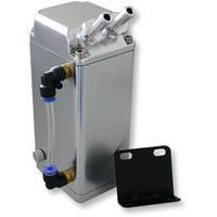 Oil Catch Tank Breather Oil Collector Type I Oil Reservoir Catch Can