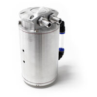 Oil Catch Tank Breather Oil Collector Type VI Oil Reservoir Catch Can