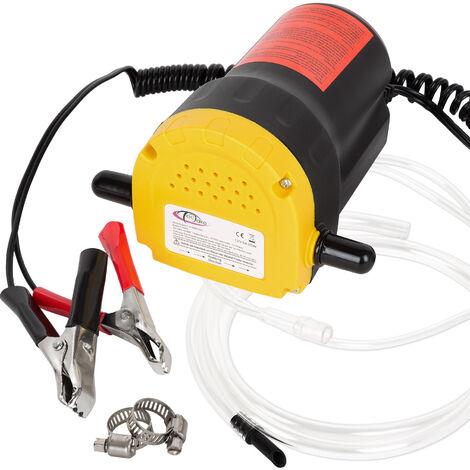 Oil pump - oil pump, oil extractor, oil extractor pump - black