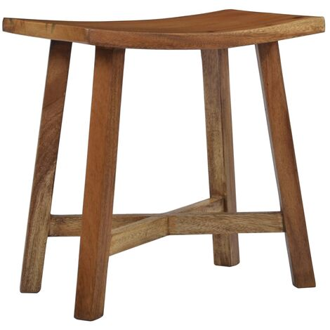 Oisin Stool by Union Rustic - Brown