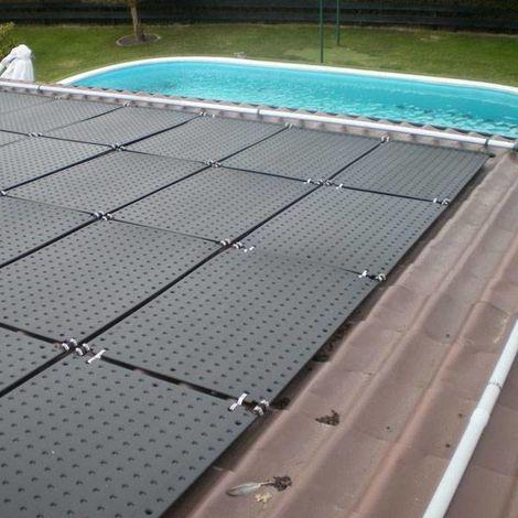 OKU Solar-Komplettset bis max. 48m² Wasseroberfläche 23175103