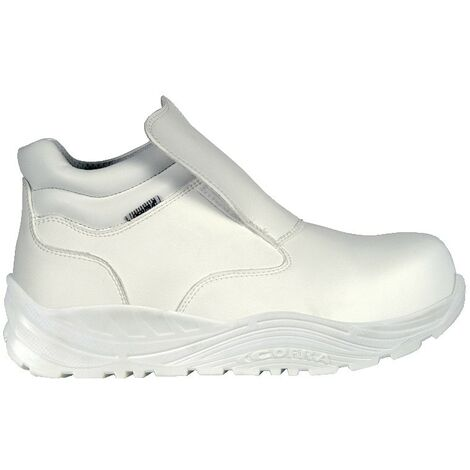 Okuden S3 CI White Safety Boots