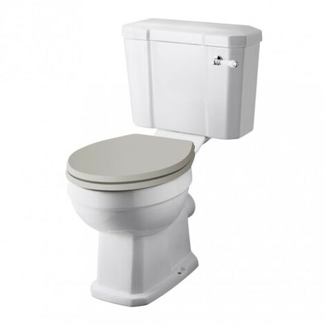 Old London Richmond Comfort Height Close Coupled WC & Cistern