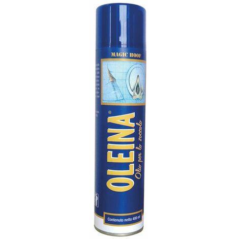 OLEINA Huile hydratante spray pour sabots empêche le dessèchement en pénétrant en profondeur 400 ml